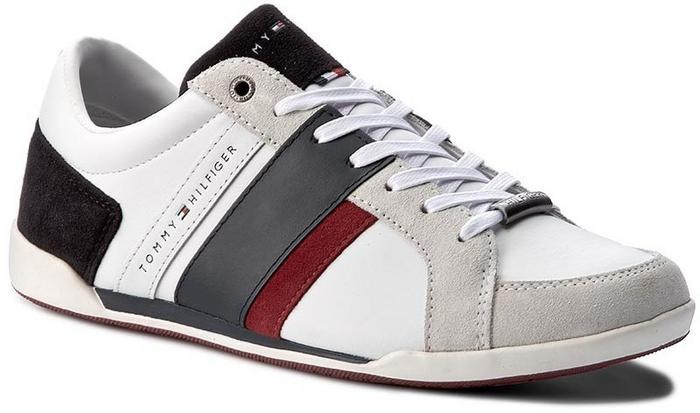 65c73605 Tommy Hilfiger Sneakersy Royal 3C4 FM0FM00922 Rwb 020 – ceny, dane  techniczne, opinie na SKAPIEC.pl