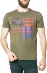 U.S. polo Assn Assn T-shirt Zielony L