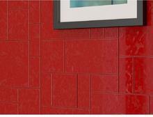 Midas Componer Czerwień Struktura Nr 21 24,7x24,7x0,6