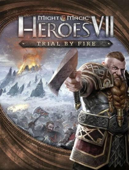 Might & Magic Heroes VII - Trial by Fire PC  STEAM MV0005393