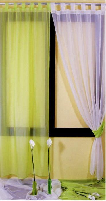 Uniglob SP.Z.O.O. DIANA Firanka gotowa z szelkami (145 x 245 cm)