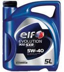 Opinie o ELF Olej EVOLUTION 900 SXR 5W40 5L silnikowy 2198388