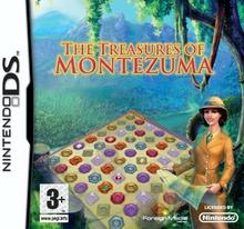 The Treasures of Montezuma NDS