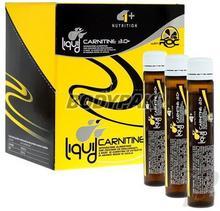 4+ Nutrition Carnitine 3.0+ Liqiud 20 amp