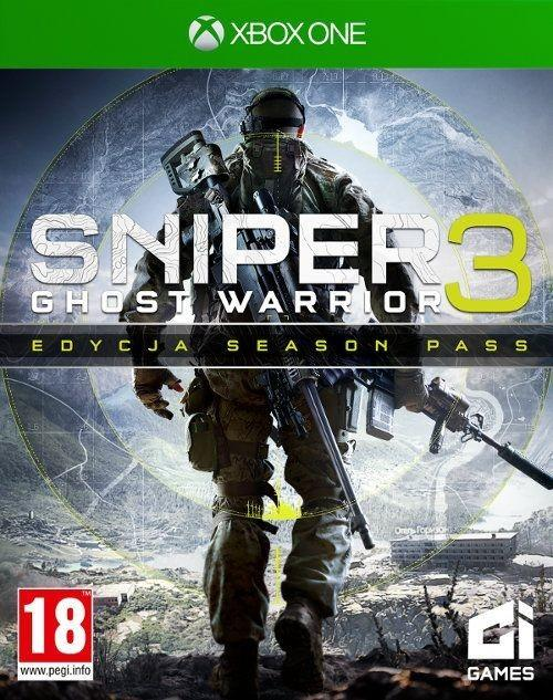 Sniper Ghost Warrior 3 Edycja Season Pass XONE