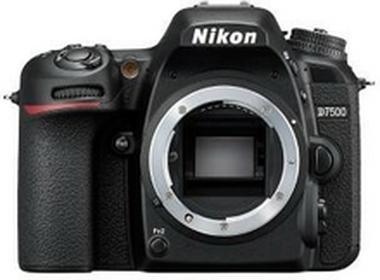 NikonD7500 body