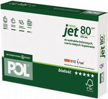 International Paper Papier POLJET format A4 gramatura 80g