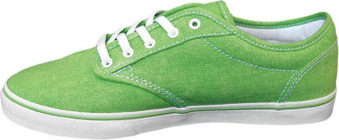 vans atwood zielone