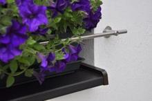 Dastech Barierka na skrzynkę lub donice 16x1500 mm na fasadę