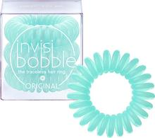 InvisiBobble Zestaw gumki do Włosów Mint To Be - Miętowe