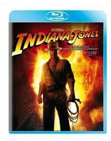 Indiana Jones i królestwo kryształowej czaszki Blu-Ray)