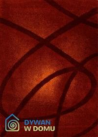 Dywan Milord Tor czerwony 165x225 prostokąt
