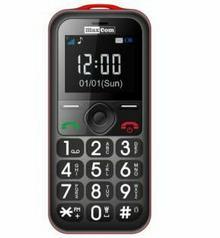 Maxcom MM560BB Czarno-czerwony