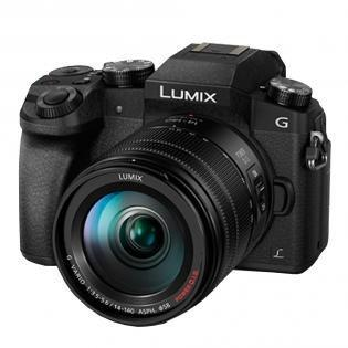 Panasonic Lumix DMC-G70H czarny