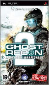 Ghost Recon: Advanced Warfighter 2 PSP