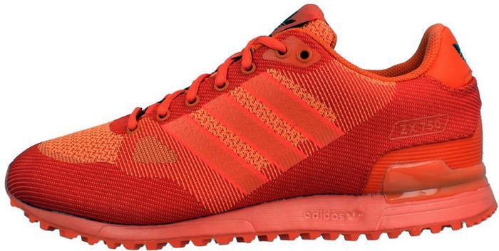 adidas zx 750 damskie czerwone