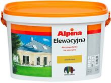Alpina Farba elewacyjna piaskowa 2 5 l