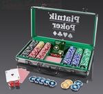 Piatnik Żetony 300 szt. - Pro Poker