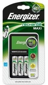 Energizer Ładowarka Maxi + 4 x R6/AA 2300 mAh Extreme