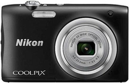 NikonCoolpix A100 czarny