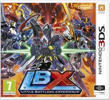 Little Battlers Experience 3DS