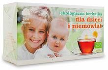 Dary Natury Herbatka dla dzieci i niemowląt bio (20 x 2g) - dn