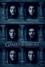 Gra o Tron (Hall of Faces) Plakat