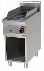 RedFox Płyta grillowa elektryczna chromowana FTRC 90/40 E