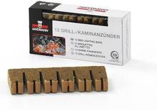 Landmann Podpałka do grilla lub kominka, 12 kostek z draską, firmy 0142
