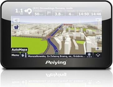 PeiyingPY-GPS7005 Automapa Polska
