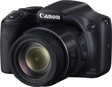 CanonPowerShot SX530 HS czarny