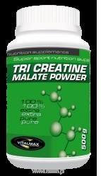 Vitalmax Tri Creatine Malate Powder - 500g