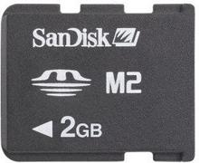 SanDisk M2 2GB