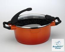 Berghoff garnek Virgo 24 Cm 4.6L. Szklana Pokrywa 2304051