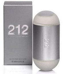 Carolina Herrera 212 Woman woda toaletowa 100ml TESTER