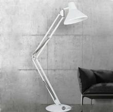 Nowodvorski Lampa podłogowa BIG BOY 6301 metalowa OPRAWA stojąca do salonu biuro
