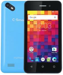 myPhone C-SMART PIX Niebieski