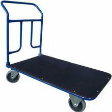 13340624 Wózek platformowy ręczny składany 1BSS (koła: pełna guma 125 mm, nośnoś