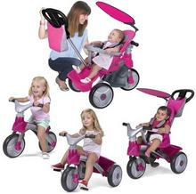 Feber Baby Trike Easy Evolution Róż