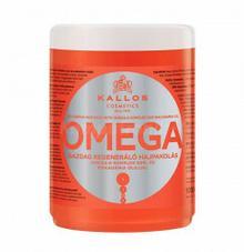 Kallos KJMN Maska Omega z serumem Omega -6 i olejem makadamii 1000ml