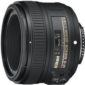 NikonAF-S 50mm f/1.8G