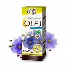 Etja Olej naturalny lniany BIO 50ml