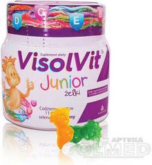 GlaxoSmithKline Visolvit Junior 50 szt.