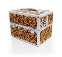 Vanity_A kuferek Kosmetyczny S - Standardowy Panterka