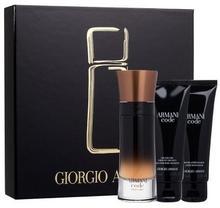 Giorgio Armani Code Profumo M Zestaw perfum Edp 60 ml + Żel pod prysznic 75 ml + Balsam po goleniu 75 ml