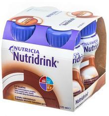 NUTRICIA POLSKA SP. Z O.O. Nutridrink o smaku czekoladowym 4x125ml