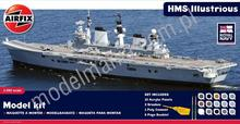 AirFix HMS Illustrious Gift Set 50059