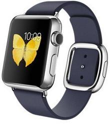 Apple Watch 38 mm Nocny błękit / Granatowy