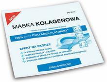 Lbiotica Kolagen Maska kolagenowa w postaci nasączonej tkaniny 1szt.