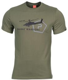 Pentagon T-shirt T-Shirt Helicopter - oliwkowy (K09012-06)